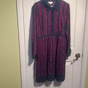 Modcloth dress XL.
